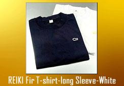 REIKI-Fir-T-shirt-long-Sleeve-White